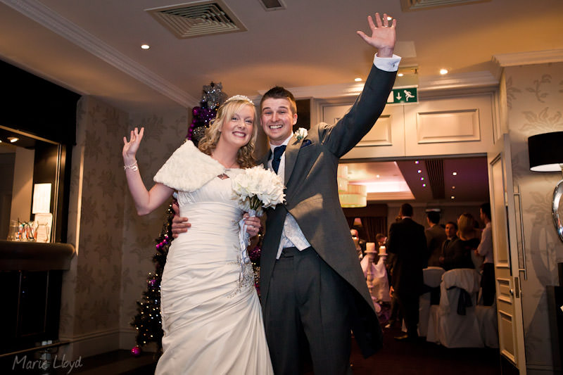 Married! At Grosvenor Pulford
