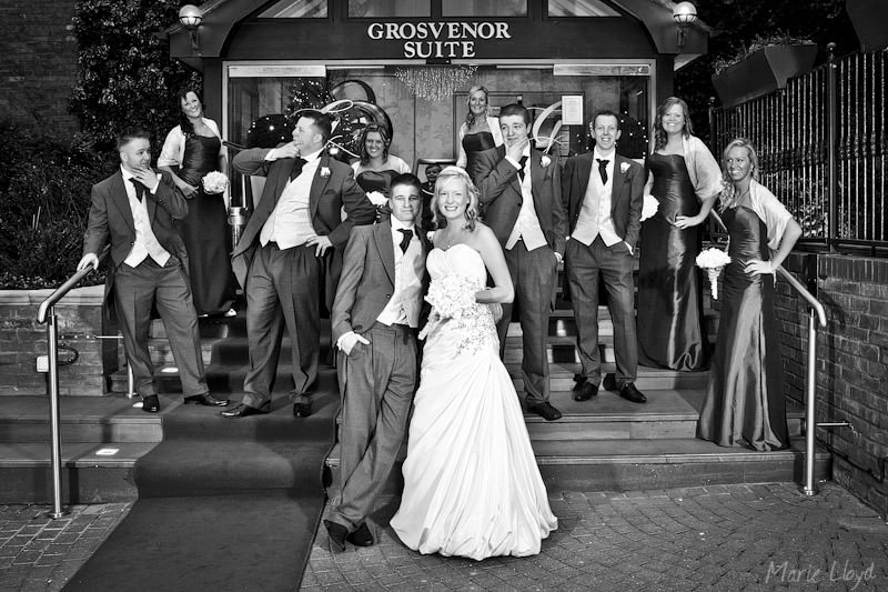 Groom Grosvenor Pulford