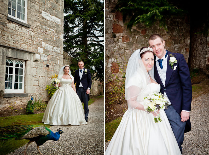 Ruthin Castle Wedding Photography (28)