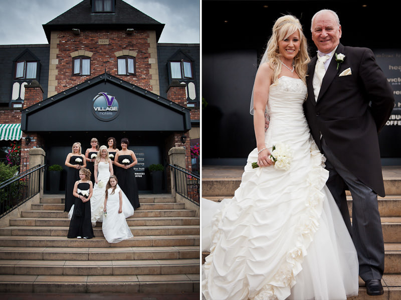 Village Bromborough Wedding (11)