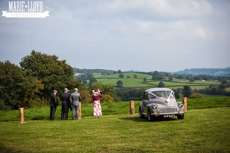wedding north wales