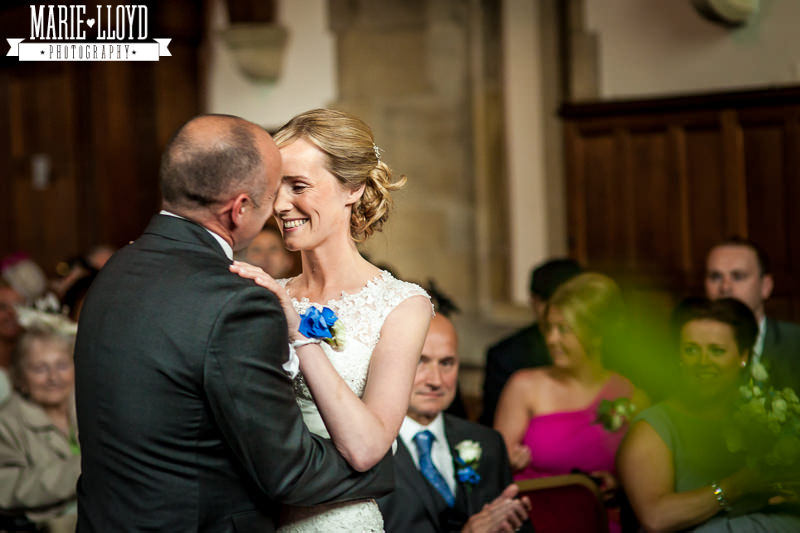 Beautiful Chirk Castle wedding