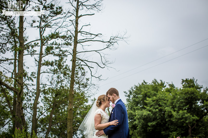 Clawdd Offa Farm Wedding with Any and James