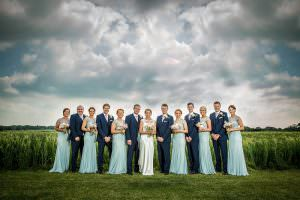 Jenny and Joe Bridal Party