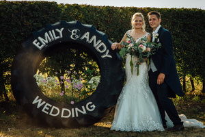 Emily & Andy