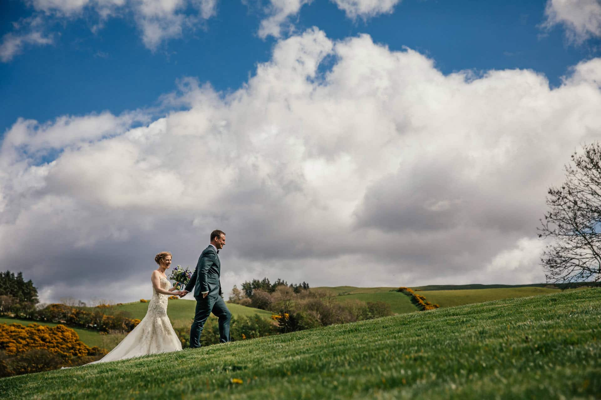Wedding Photograph in North Wales
