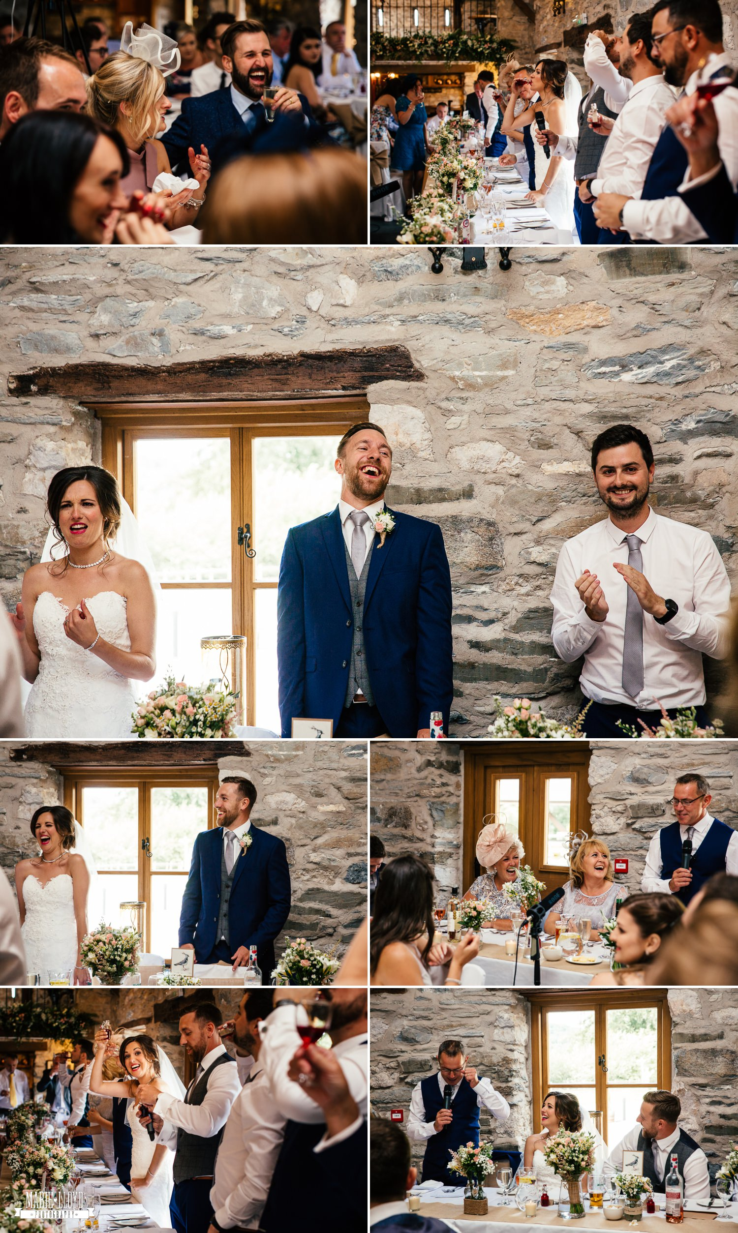 Wedding Photography at Plas Isaf, North Wales