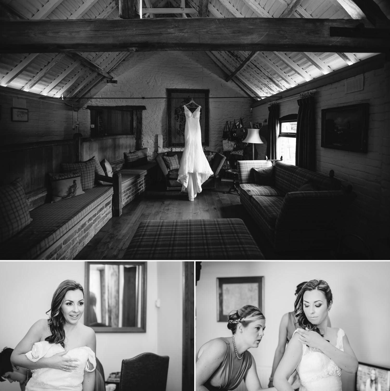 Weding Photography Shropshire Old Dowton Lodge