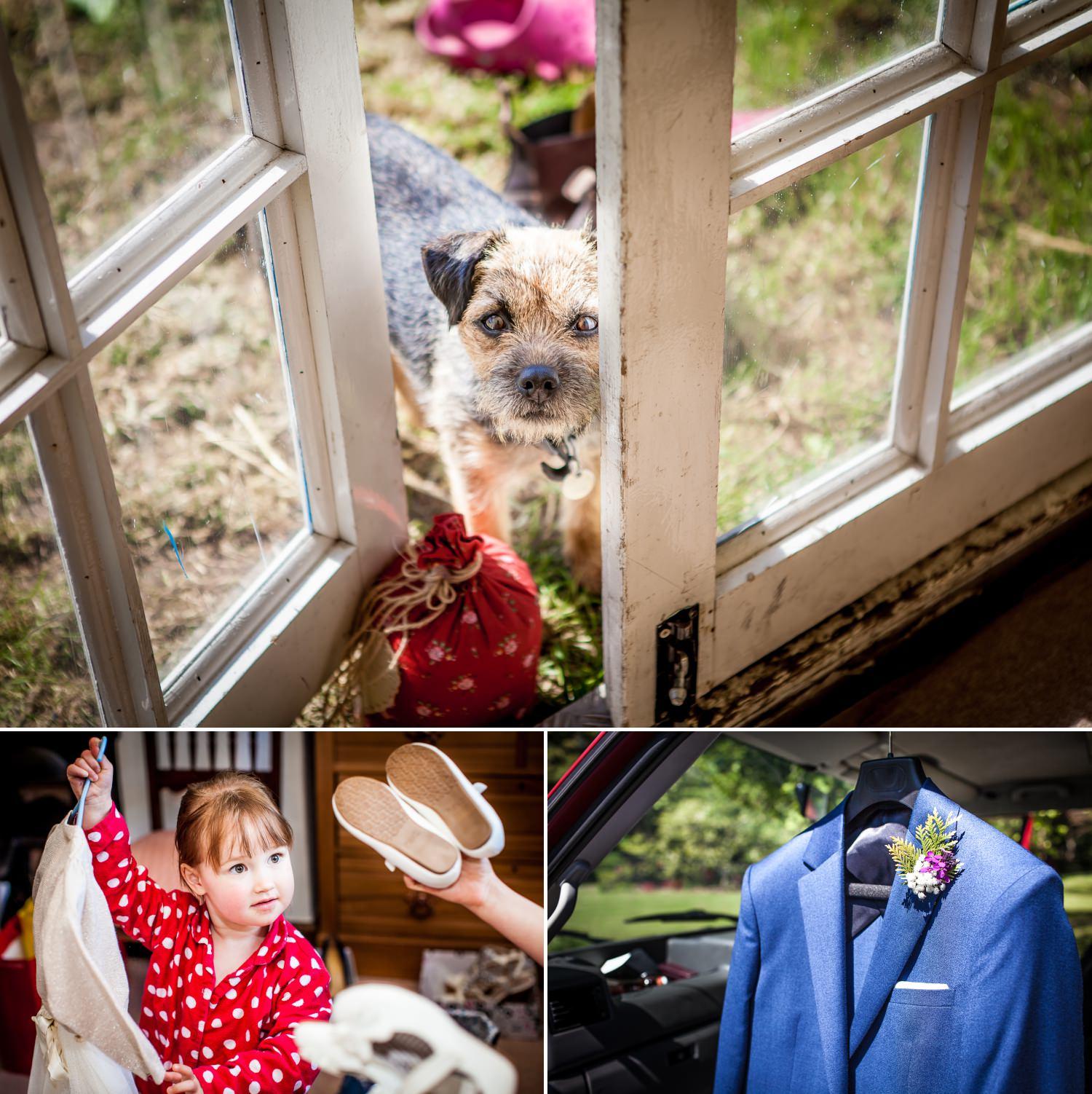 wedding photography north wales 2