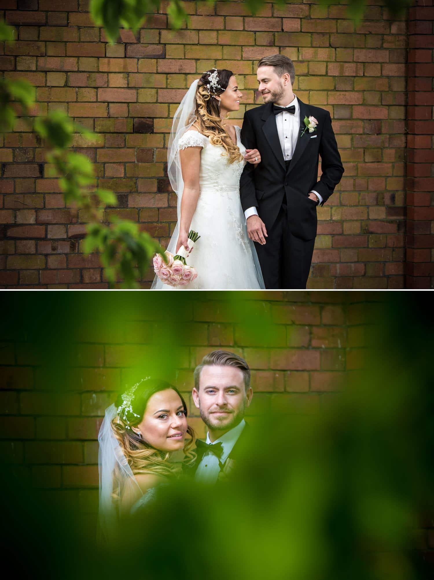 Wedding Photography Shropshire, couple portraits