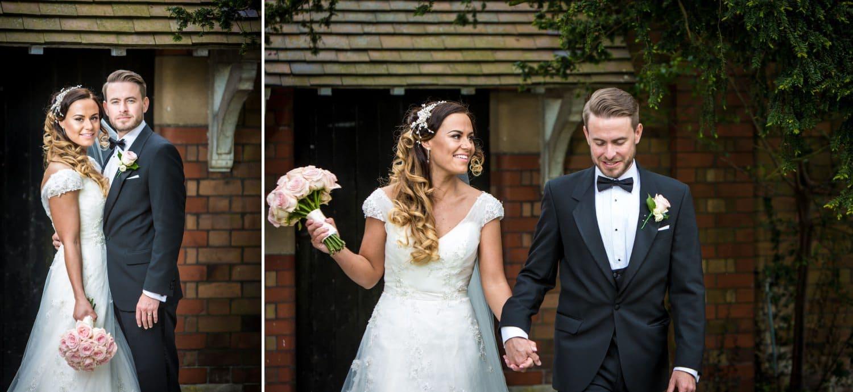 Wedding Photography Shropshire, wedding couple portraits